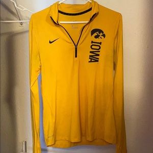 Hawkeye Half-Zip Shirt